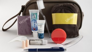 Amenity Kit Sampling